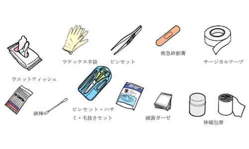 【No.40】救急箱・常備薬・夏ばてに注意