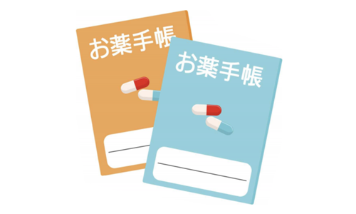【No.256】「お薬手帳」活用のススメ
