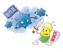 【臨時号】抗生物質・抗菌薬への薬剤耐性(AMR)対策